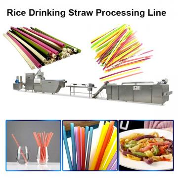 PP straw extruder for plastic mate