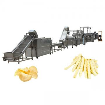 Semi-Automatic Potato Chips/Frozen French Fries/Plantain Chips Machine
