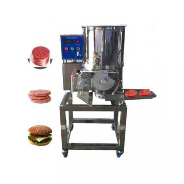 Filled Burger Press Maker Meat Patty Forming Machine